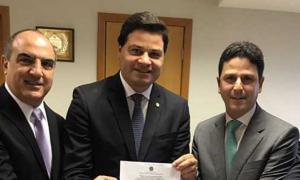 Dep. Sandro Alex conquista R$ 8,7 mi para saneamento da região